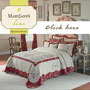 MaryJane's Home Bedding